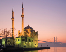 Mosque in Ortak